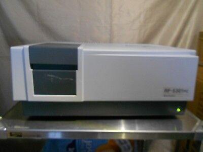 Shimadzu Rf-5301pc Spectrofluorophotometer Scanning Tested Excellent