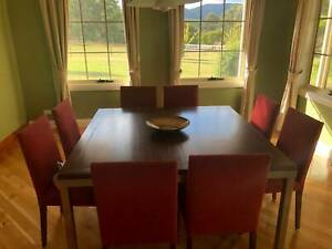 Jimmy Possum 8 seater Dining Table