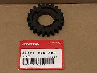 15 16 Honda CRF450R CRF 450R OEM 22T Transmission Main Shaft Gear 23481-MEN-A90