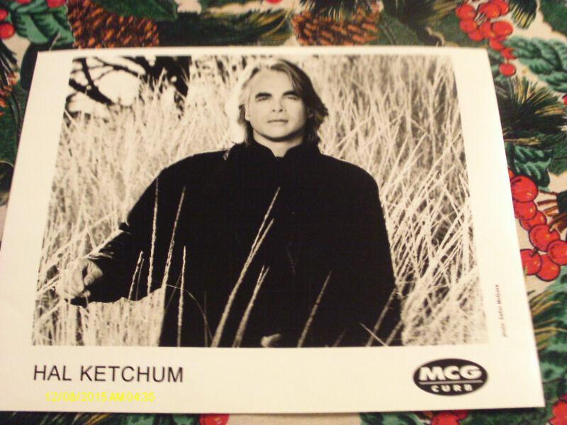 Hal Ketchum Publicity Photo