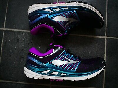 Brooks Transcend 5 size 5.5 Uk Womens Running Shoes Cushioned Supportive