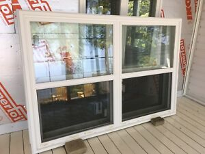 "Two windows for sale 83""x55"" with JTrim"