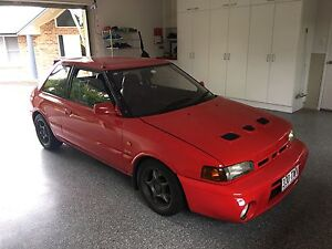 92 Mazda familia gtr 193kw swaps Rochedale Brisbane South East Preview