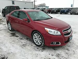 2013 Chevrolet Malibu 2LT Low Km's | Bluetooth