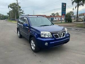 2002 Nissan X-trail Ti Automatic SUV Smithfield Parramatta Area Preview