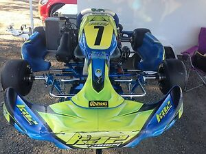 2013 TAG Rotax GP Racing race kart for sale East Melbourne Melbourne City Preview