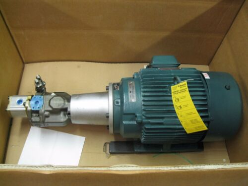 Rexroth A10VSO 18DRG/31R Variable Displacement Piston Pump 7.5 HP NEW Z99 (2265)