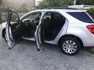 Chevrolet Equinox AWD, Safety Clean carproof