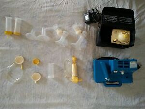 Medela Breast pump and accessories.