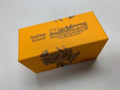 Pokemon - Guardians Rising Empty Elite Trainer Box - for Storage