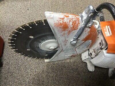 Stihl Concrete Ts420 Cut Off Saw