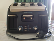 Tefal Avanti Deluxe Toaster. Stirling Stirling Area Preview