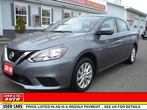 2018 Nissan Sentra $19,595* or $68.20 weekly on the road SV