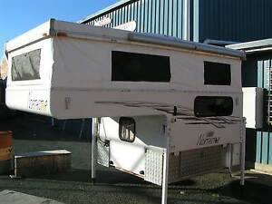 Northstar Offroada 6 Slide On Camper - Heaps of Extras!!!! Kyabram Campaspe Area Preview