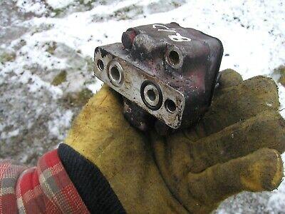 Farmall Cub Rowcrop Tractor Hydraulic Pump W Drive Gear Ih