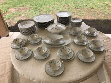 Noritake Dinner Tea Set