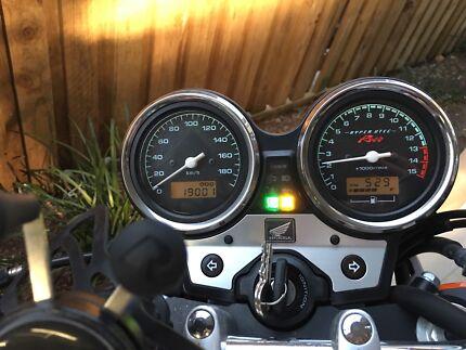 2013 Honda CB400 super four