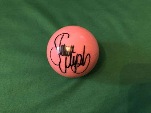 Signed Snooker Ball Shaun Murphy