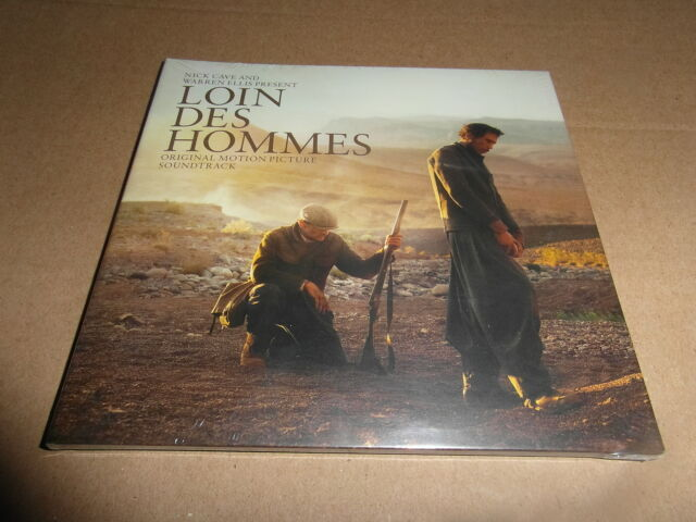 "Nick Cave & Warren Ellis ""Loin Des Hommes"" Soundtrack CD Sealed [Skeleton Tree]"