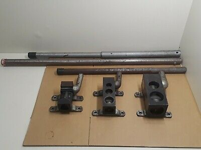 Set Of Almi Tubing Notchers Al1al2 Alu 34 To 2 Vent Notcher Scotchman