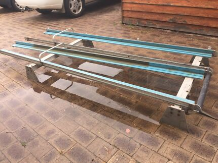 Roof /Ladder Rack with roller