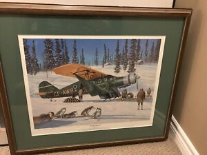 Limited edition prints for the northern aviation enthusiast!
