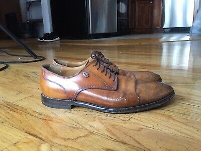 Vtg Gucci Men's Shoes Sz 7 US Italy
