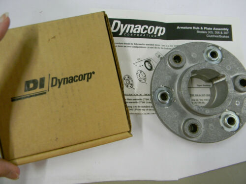 New Dynacorp 305450 Armature Hub And Plate Assembly  A5