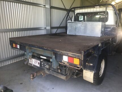 HDS Tipper Tray off 79 Series Ocean View Pine Rivers Area Preview