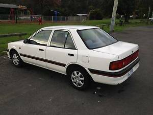 1995 Mazda 323 - Great small car for commuting or learning Blackmans Bay Kingborough Area Preview