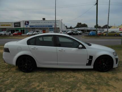 2006 CAMMED HSV Clubsport R8 LS2 6.0L V8 Kenwick Gosnells Area Preview