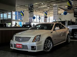 2010 Cadillac CTS-V 600+hp, AUTO, NO ACCIDENTS , ONE OWNER *MINT