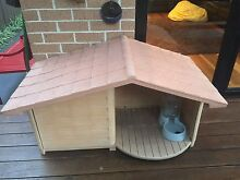 Dog Kennel, eco-friendly waterproof plastic Botany Botany Bay Area Preview