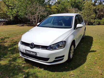VW Golf 2015 low kms and still under warranty
