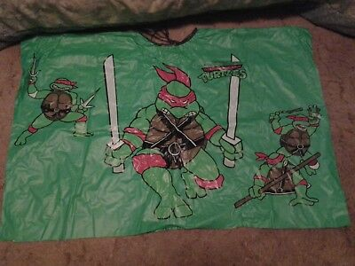 TMNT Original 1988 RAPHAEL Costume Teenage Mutant Ninja Turtles Dress Up](Raphael Teenage Mutant Ninja Turtle Costume)