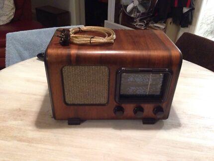 Radio 1950s Australia 1950's Radio
