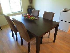 Dining Table with 6 chairs Stockleigh Logan Area Preview