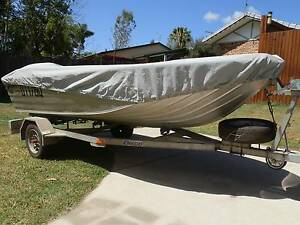 Quintrex Boat, Yamaha motor, Belco trailer Gympie Gympie Area Preview