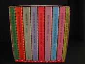 Little House on The Prairie Complete Book Set