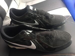 Nike Rubber Spike Cleats Softball