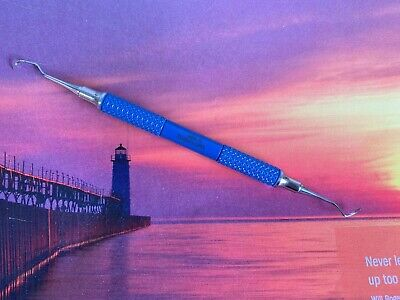 Dental Instrument Sickle Scaler 204s Made In Usa