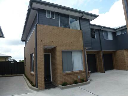 New 3 bedroom 3 bathroom townhouse in Shortland inc utilities Shortland Newcastle Area Preview