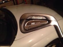 Cleveland CG16 tour irons. Aspendale Kingston Area Preview