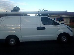 2008 Hyundai iLoad Minchinbury Blacktown Area Preview