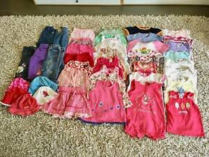 Bundle of girl clothes Size 0. (Over 40 items)
