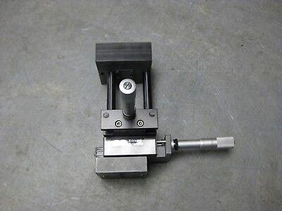 Edmund Scientific Daedal Starrett Xy Microscope Positioner