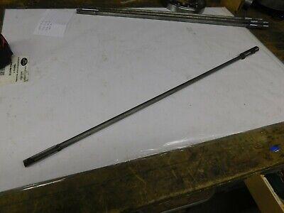 .5000 X 26.0 Oal Carbide Insert Gun Drill Reamer 12 Diameter 34 Shank
