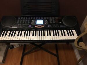 Casio keyboard in perfect condition