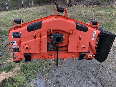 Kubota Mower Deck Rck54b-29b B2320b2620b2920 Bx 54 Inch Drive Over Rck