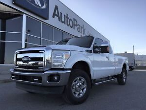 2012 Ford F-350 Lariat 4x4 | Heated & Cooled Leather | Fifth...